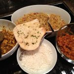 si ricomincia!!!!!!!! cena indiana !