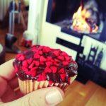 plumcake con marmellata di ciliegie