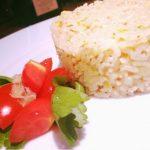 risotto con porro e cavolfiore