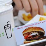 l'hamburger di Massimo Bottura da Shake Shack a Londra