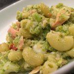 pasta con broccoli e tonno