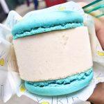 Macaron ice cream sandwich, una scoperta meravigliosa!!!!